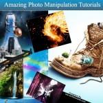 Amazing Photo Manipulation Tutorials