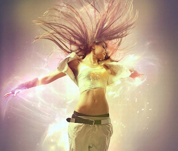 Pure an Energetic Photomanipulation