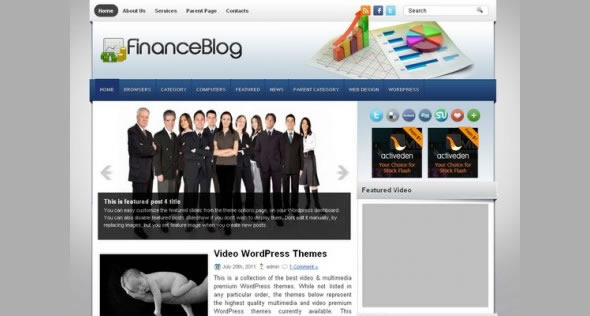 WP Finance Blog