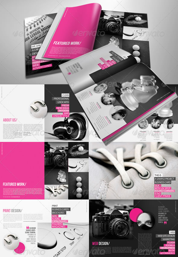 Creative Catalogue/Brochure