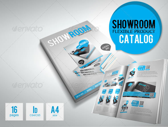 ShowRoom Product Catalog - Unlimited Colors