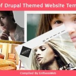 a showcase of drupal themed website templates 2013