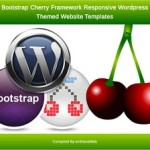 bootstrap cherry framework responsive wordpress templates