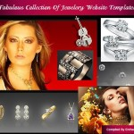 Fabulous Collection Of Jewelery Website Templates