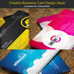 Creative Business Card Design Ideas