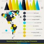 Dazzling Infographics Design Elements