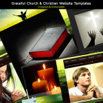 Graceful Church & Christian Website Templates