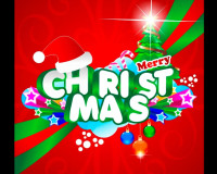 Creating a Christmas Card in Coreldraw