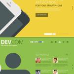 Flat User Interface as a Design Trend
