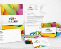 Outstanding Corporate Identity Print and Web Templates