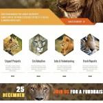 Template 48198 - Wildlife Moto CMS HTML Template
