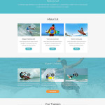 Transparent Overlays in Website Design