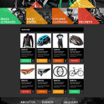 Template 52242 - Bikes Moto Responsive OpenCart Template with Slider, Product Slideshows with Image Zoom, Banners with Zoom