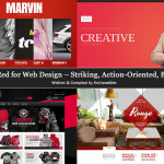 Red for Web Design – Striking, Action-Oriented, Bold