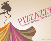 PIZZAZZY Fashion Website Templates