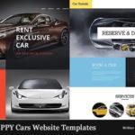 ZIPPY Cars Website Templates