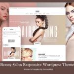 Best Beauty Salon Responsive Wordpress Themes 2017