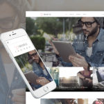 Amazing New Wordpress Themes 2017