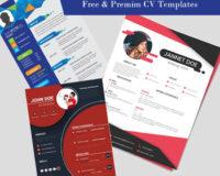 Creative Resume Templates - Free & Premium CV Templates