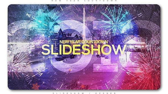 New Year Countdown Slideshow   Opener