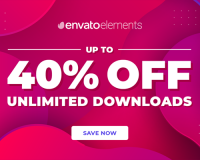 Envato Elements Cyber Monday Sale
