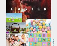 Easter Video Templates