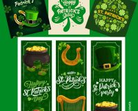 St. Patrick's Day Graphic Design Resources – Vectors, Banners and Flyers