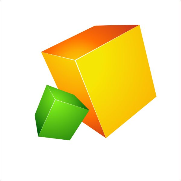 Create 3D Boxes in Corel Draw | EntheosWeb