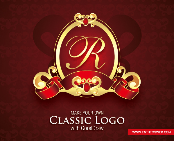 How to Design a Logo in Corel Draw | EntheosWeb